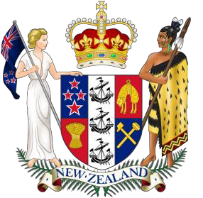 Coat of arms - NZ